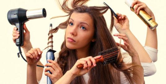 Online Hair Tutorial